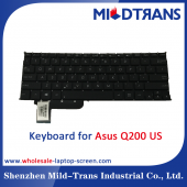 China US Laptop Keyboard for Asus Q200 factory