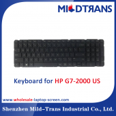 China US Laptop Keyboard for HP G7-2000 factory