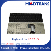China US Laptop Keyboard for HP G7 factory
